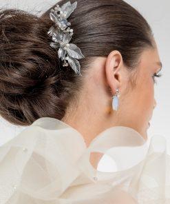 Peineta de Novias Fleur (T006)_Beautiful Bride